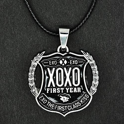 EXO Группа Группа годовщину Серебряное ожерелье Lightinthebox 128.000