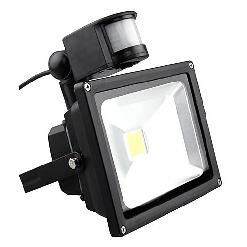 Светодиодный прожектор, 1 светодиод, Современная алюминиевая белый / теплый белый Lightinthebox 3866.000