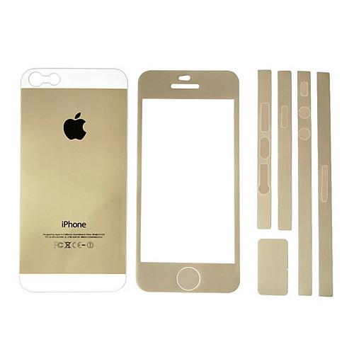 Комплект защитных пленок для iPhone 5/5S Lightinthebox 257.000