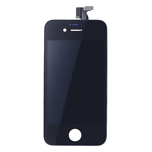 Оригинальный ЖК-экран сенсорный дигитайзер Ассамблеи iPhone 4S - черный Lightinthebox 2105.000