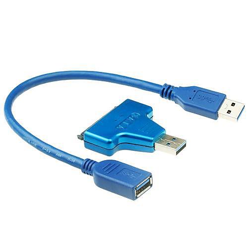 Высокоскоростной USB3.0 Для SATA Serial ATA HDD конвертер Lightinthebox 386.000