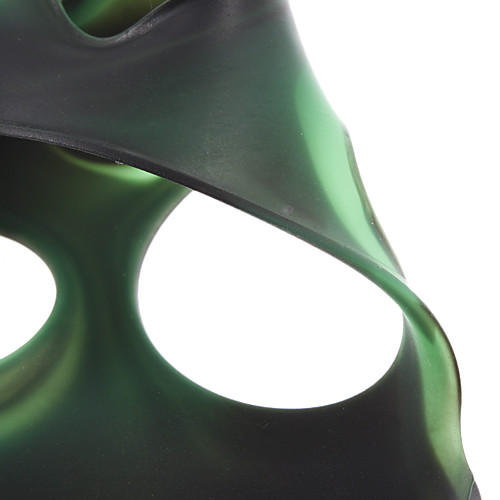 Силиконовая кожа и 2 Черный джойстик Захваты для XBOX ONE (зеленый  черный) Lightinthebox 257.000