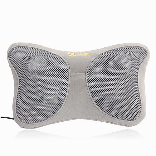 Шея, спина, талия, ноги Тестомесилки шиацу, точечный массаж, прокат, ИК-порт masssage подушки Lightinthebox 11554.000