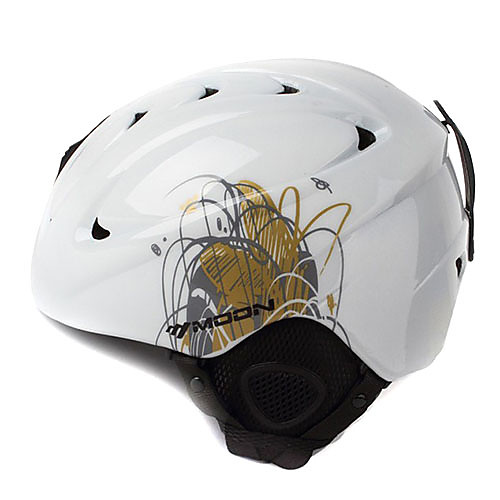 ЛУНА Unsiex трава Белая осень / зима ABS лыжи / сноуборд шлем Lightinthebox 1073.000