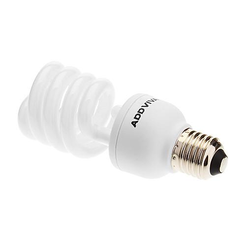 ADDVIVA  E27 24W 1500LM 6500K Дневной свет ESL / CFL 4T Половина Спираль накаливания (220-240V) Lightinthebox 386.000