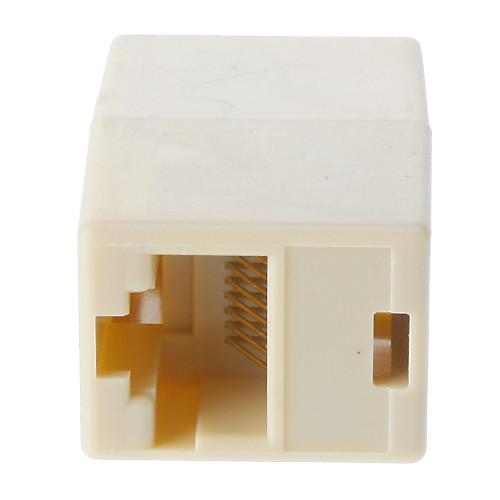 RJ45 8-контактный разъем на Женский кабельного Extender муфты Lightinthebox 40.000