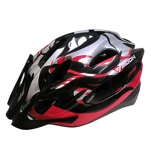 ЛУНА Велоспорт PC  EPS 21 Vents черный  серый Один Формирование велосипед / шлем велосипеда Lightinthebox 1288.000
