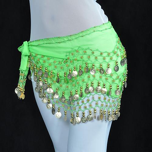 Танцевальная одежда шифон Танец живота ремень для дам (больше цветов) Lightinthebox 214.000