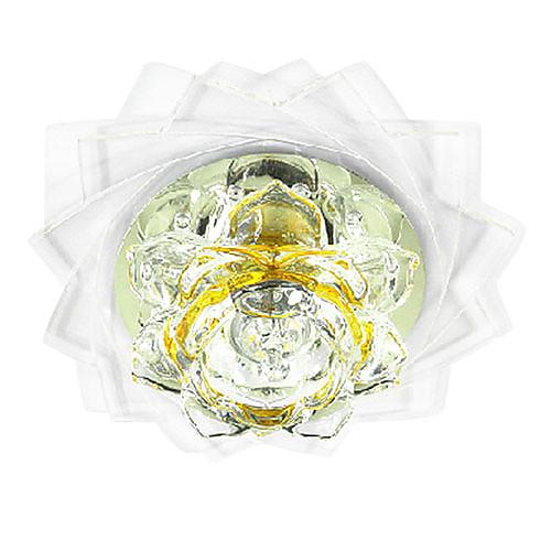 Современные светодиодные кристалл скрытой установки свет в цветочный дизайн Lightinthebox 1503.000