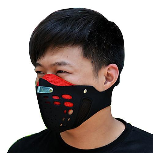 черти когтя двойной ткани ветрозащитный холодной доказательство маску (черный) Lightinthebox 429.000