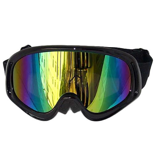 Снегоход Мотоцикл Внедорожный очки черная рамка прозрачные линзы Goggle Lightinthebox 901.000