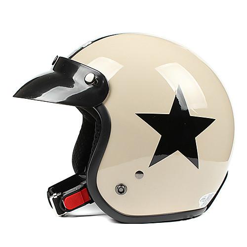 НКГ звезда-4 абс материал мотоцикл половина шлем Lightinthebox 1374.000