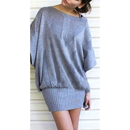 Женская мода Свободные Добавить размер платья Lightinthebox 1005.000