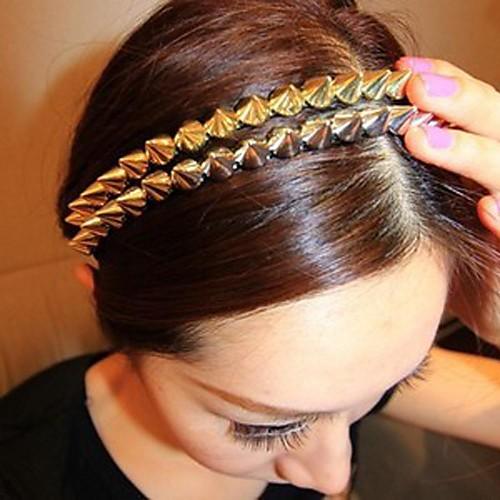 Женщины Punk Стиль заклепки Шипы Коты волос Ободки Lightinthebox 171.000