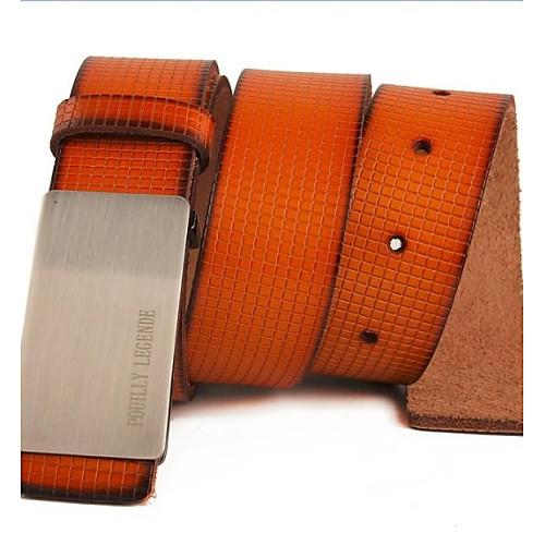 Женская неподдельный кожаный пояс Коускин поясной ремень ремень для женщин Lightinthebox 987.000