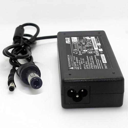 Компактный портативный ноутбук адаптер переменного тока Оригинальные ASUS A45 A53v A55 A43s A56 (19V 4.74A 5.5  2,5 мм) ЕС Plug Lightinthebox 343.000