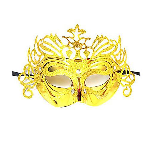 Венеция Королева Блеск Golden Женская Карнавал Маскарад партия маска Lightinthebox 51.000