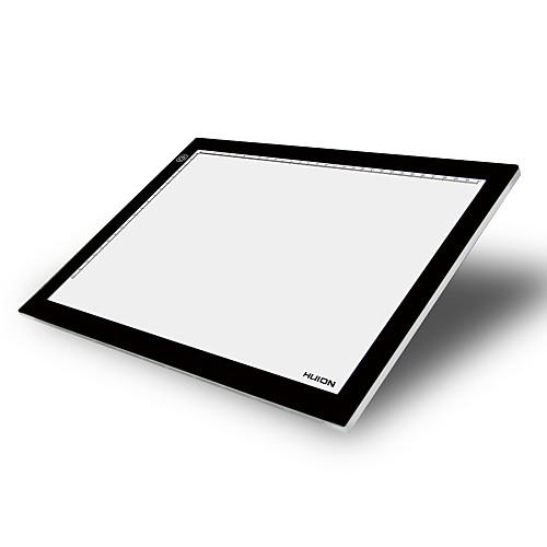 Huion USB LED LightTracer ультра тонкий Световой короб - Light Box A4 Lightinthebox 2792.000