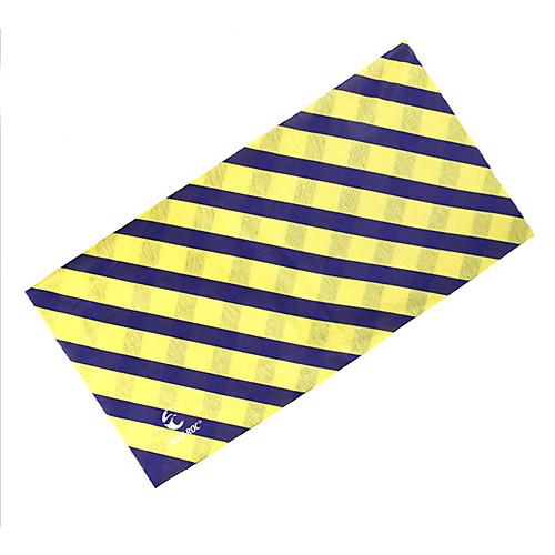 Спорт на открытом воздухе Бесшовные ветрозащитный UVProof Красочный платок Lightinthebox 128.000