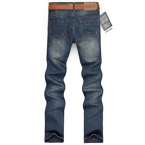 Мужская Новая мода Blue Jeans Lightinthebox 1340.000
