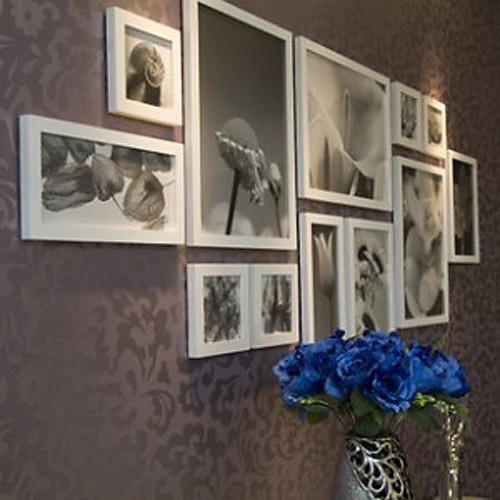 негабаритных кадров современная галерея коллаж фотография, набор из 12 Lightinthebox 4726.000