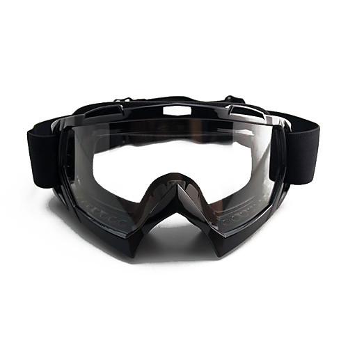 Черный BMX-гонки Мотоцикл Кросс лыжные очки Lightinthebox 858.000