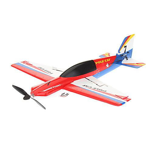 WLtoys F929 2.4G 4CH Мини полюс Кот Самолет Lightinthebox 2749.000
