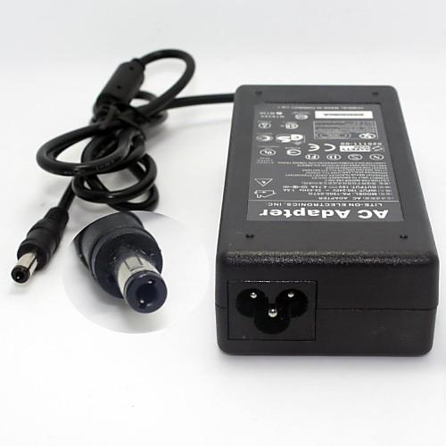 Компактный портативный ноутбук адаптер переменного тока для Toshiba 3534 L300 A300 3817 (19V 4.74A 5.5  2,5 мм) ЕС Plug Lightinthebox 343.000