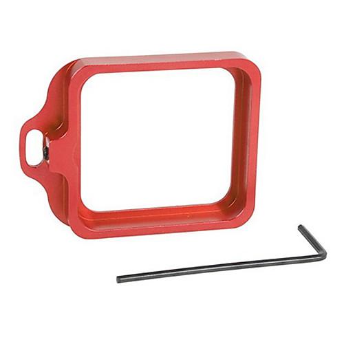 GoPro Алюминий Красный LANYARD турель с Скрытая Винт дизайн для 3 Плюс / 3 Lightinthebox 429.000