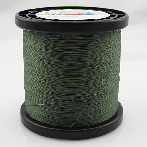 Seaknight 1000m Стандартные 8-100lb Лески (зеленый) Lightinthebox 1933.000