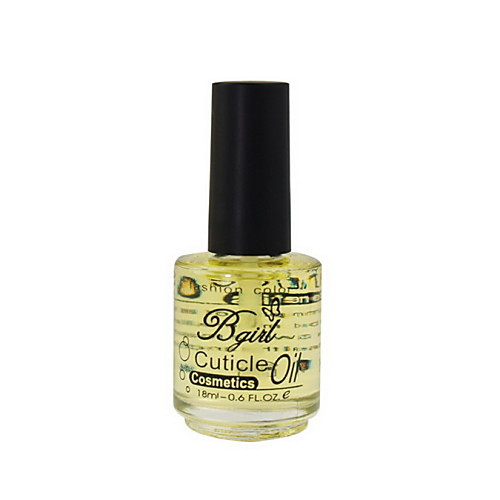 Bgirl Питательный ногтей Нефть Желтый (1шт, 18ML) Lightinthebox 171.000