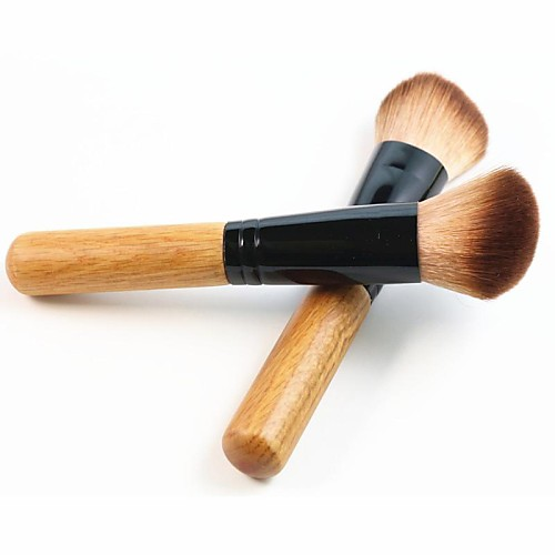 Профессиональный Угловая Blush Brush Наивысшее Искусственные волокна Анти-Макияж инструмент Lightinthebox 171.000
