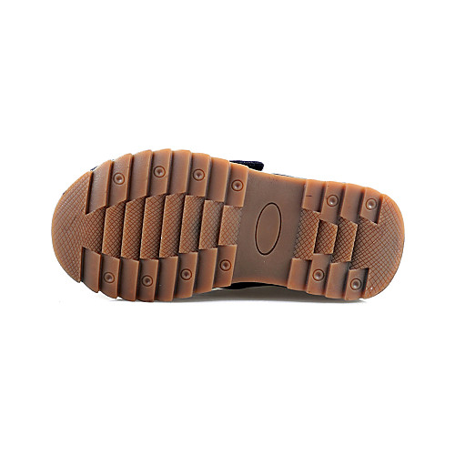 Кожаные плоский каблук Комфорт Мокасины Обувь Рислинг мальчиков С Magic Tape Lightinthebox 1288.000