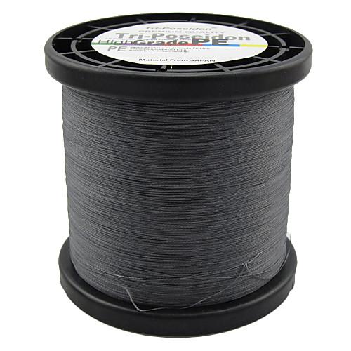 Seaknight 1000m Стандартные 8-100lb Лески (серый) Lightinthebox 2238.000