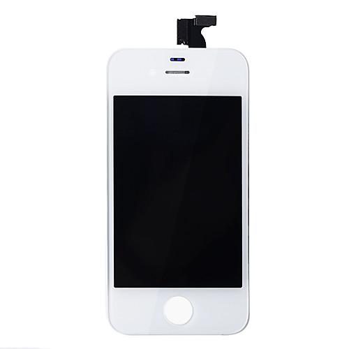 Оригинальный ЖК-экран сенсорный дигитайзер Ассамблеи iPhone 4 - Белый Lightinthebox 2105.000