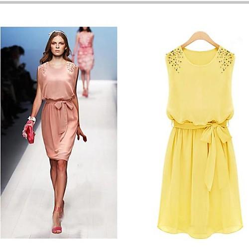 Платья на лето шифоновые