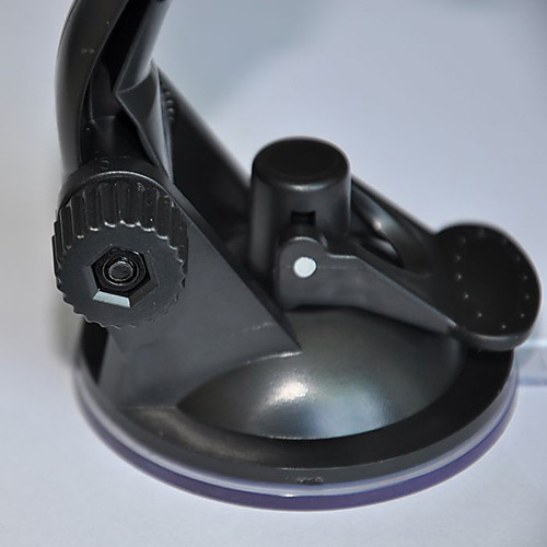 Defery_High-Сила черный Складные Автомобильный держатель диаметром 7 см для GoPro камер Lightinthebox 257.000