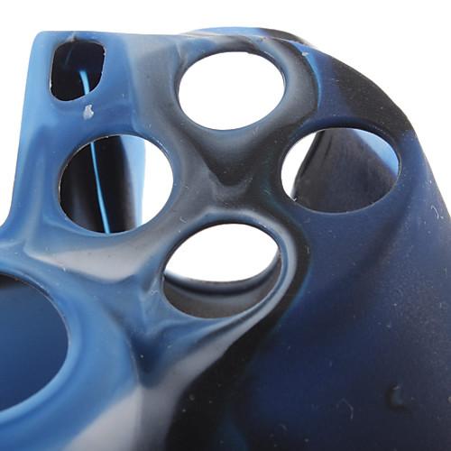 Силиконовая кожа случае для PS4 (темно-синий) Lightinthebox 126.000