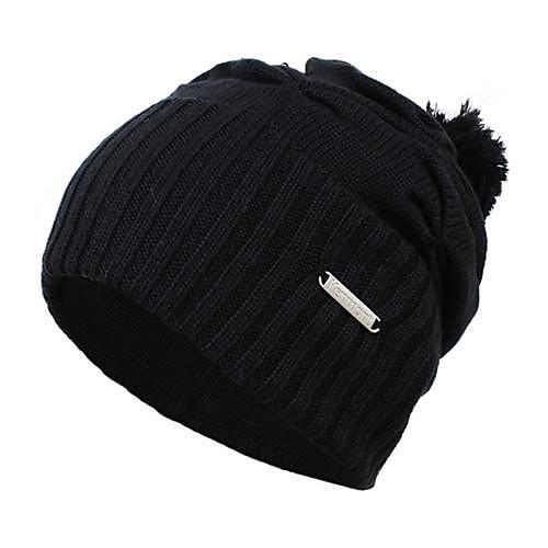 Хлопчатобумажных трикотажные шапочки Lightinthebox 1116.000