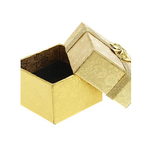 Великолепная бумага (для колец) Женская шкатулке Lightinthebox 58.000