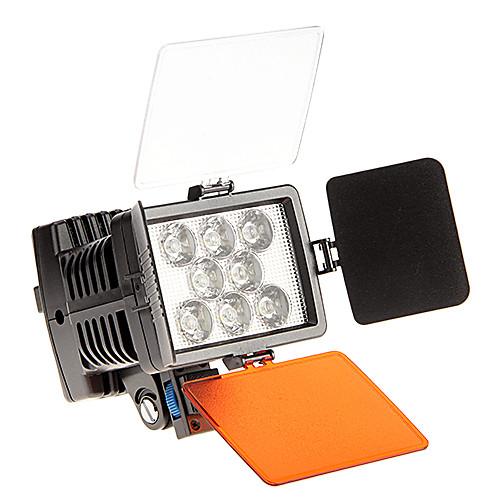 22W LED-5080 Видео свет для Sony DSLR камера с Sony F550 Батарея & U006 зарядное устройство