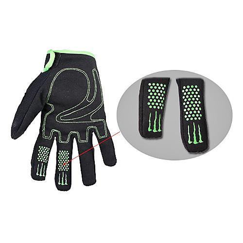 монстр Гонки на мотоциклах перчатки Велоспорт Открытый спортивные короткие пальцев перчатки (черные) Lightinthebox 601.000