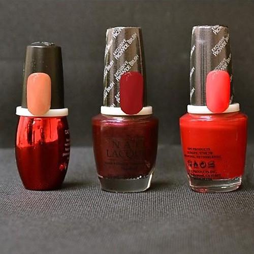 10PCS Лак для ногтей Цвет Показаны шаблон карты для лака для ногтей и УФ гель бутылке Lightinthebox 128.000