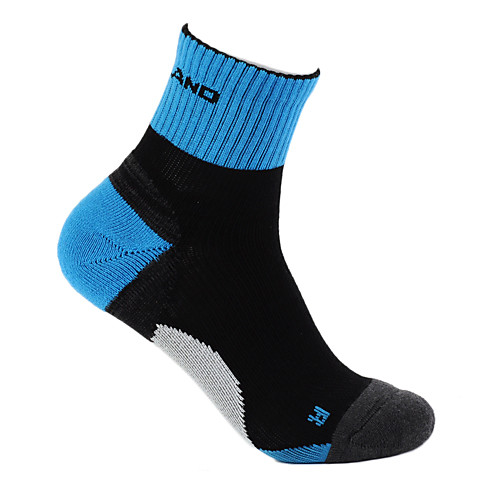 Синий Черный Велоспорт износостойких согреться влагостойкий носки Lightinthebox 429.000