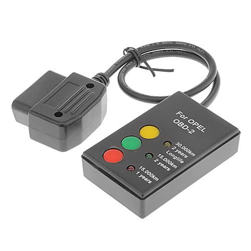 С.И. Сброс OPEL OBD2 профессиональный диагностический инструмент Lightinthebox 472.000
