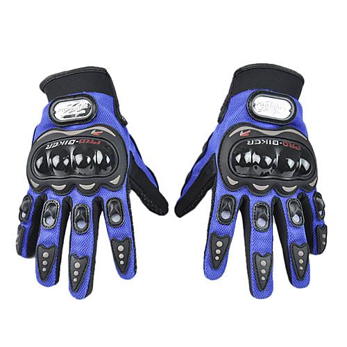 MCS-01C мотогонок перчатки Велоспорт Открытый спортивные Полный перчатки пальцев (опционально цвета) Lightinthebox 429.000
