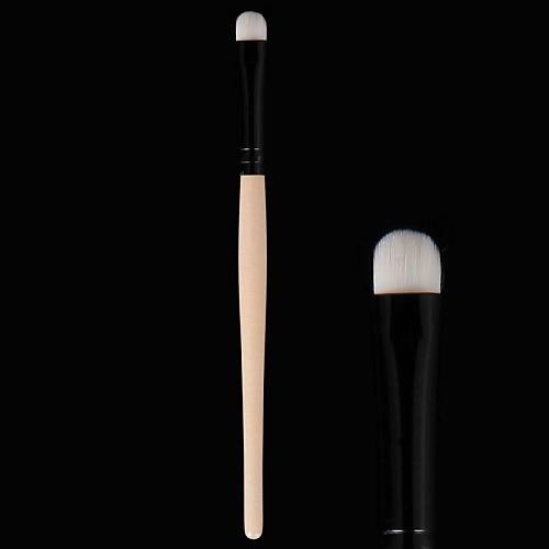 Профессиональный Smudge Кисть Мягкие Антибактериальный Fibre Анти-Глаза Макияж инструмент Lightinthebox 85.000