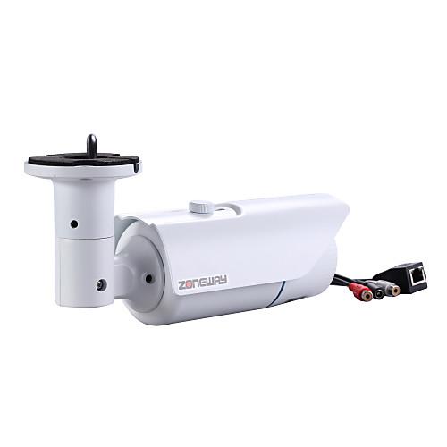 ZONEWAY 2.0MP ONVIF IP камеры поддержки Двусторонняя аудио, P2P, 1920x1080 Разрешение при использовании вне помещения Lightinthebox