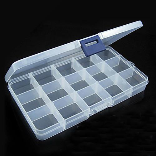 Классический Прозрачный стильные ювелирные изделия Организатор - 15 Сетки Lightinthebox 434.000