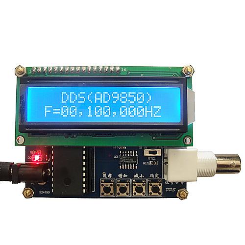 0-30МГц DDS VFO Электронный генератор сигналов AD9850 прямой цифровой синтез ХАМ ЖК-дисплей Lightinthebox 1804.000